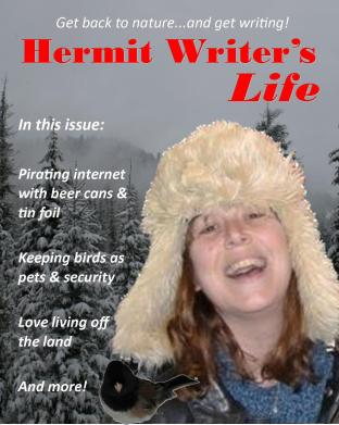 hermit writers life magazine issue 1