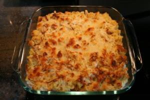 lazy gluten free casserole IMG_5012web